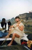Индия, по водам Ганга