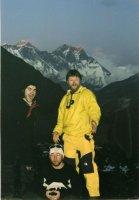 Гималаи, путь к Эвересту