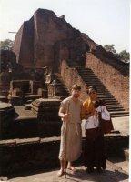 Индия, древний университет