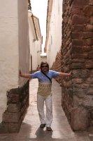 Перу, на улице в Куско