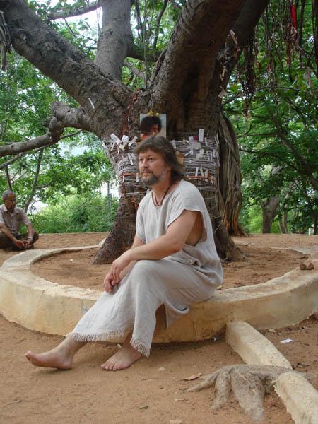 Индия, ашрам Саи-Бабы