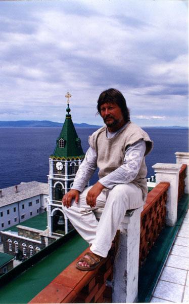 Афон, Свято-Пантелеймонов монастырь