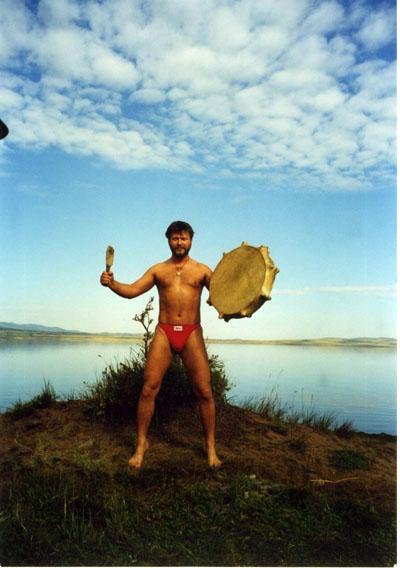 Тыва, озеро Чеготай