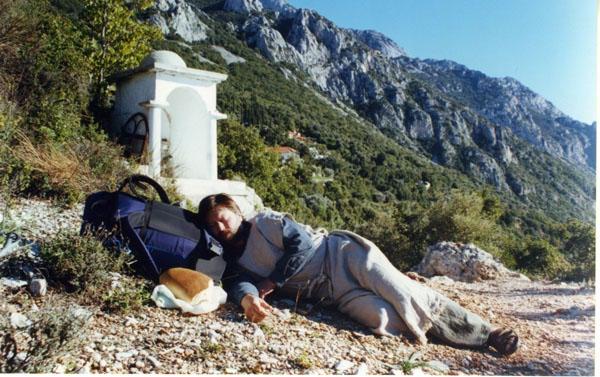 Греция, остров Афон