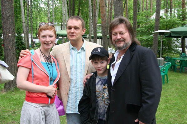 Амалия&Вадим и два Николая
